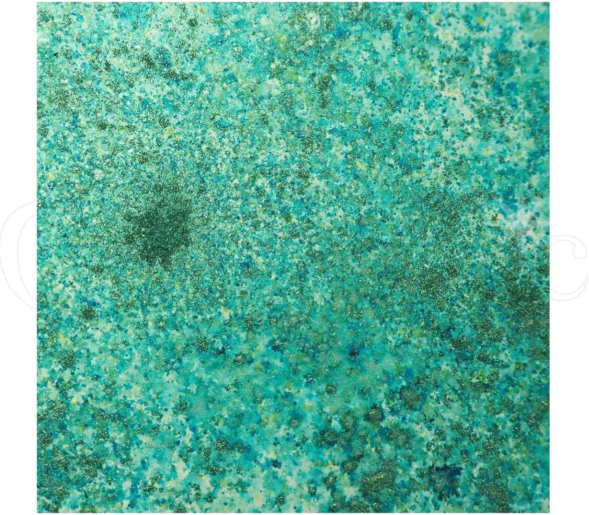 8.8/x 3/x 3/cm smaragd gr/ün Mica und Dye Tinte Pigment Cosmic Shimmer Pixie Puder