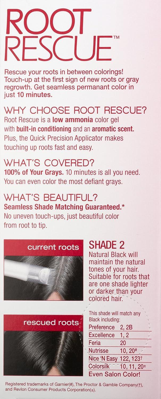 Amazon.com: L\'Oreal Paris Root Rescue 10 Minute Root Coloring Kit ...