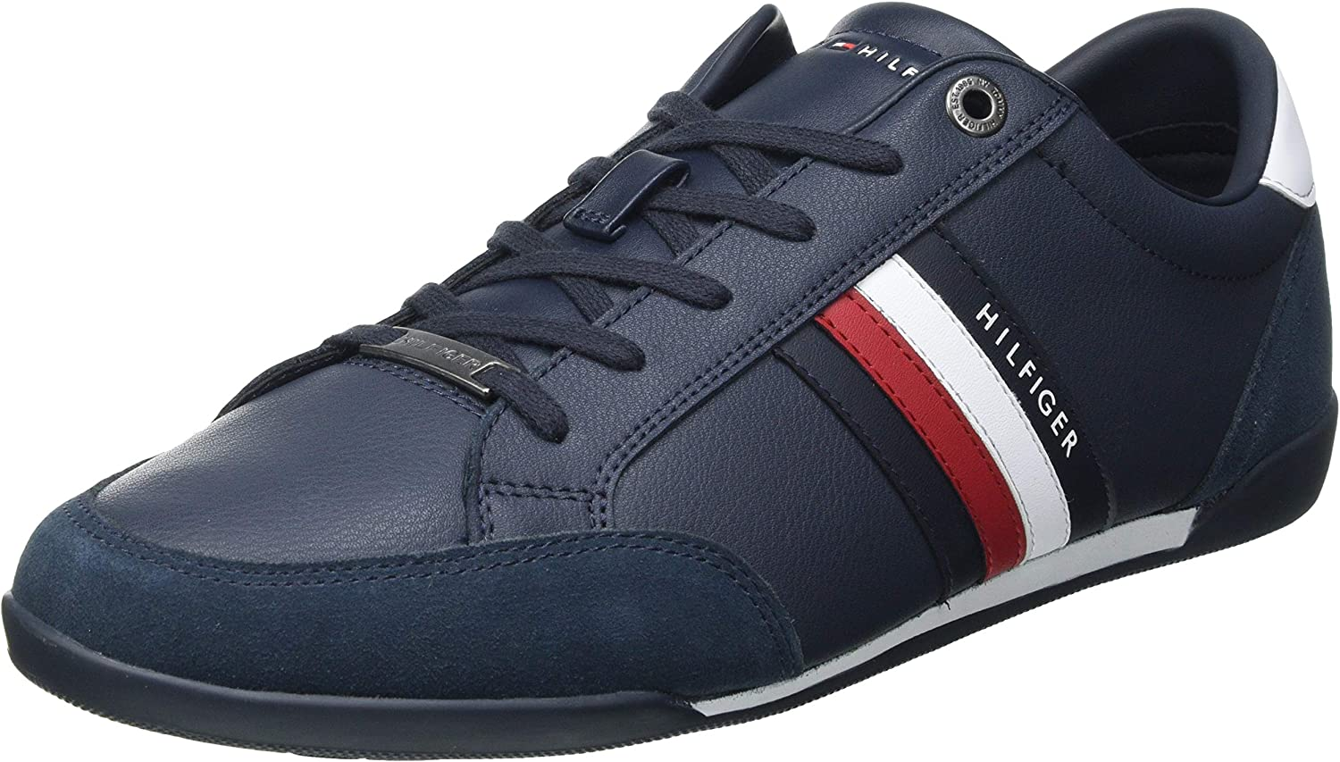 Tommy Hilfiger Corporate Material Mix Cupsole, Zapatillas Hombre