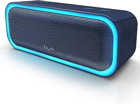 Análisis altavoz DOSS Soundbox Pro+