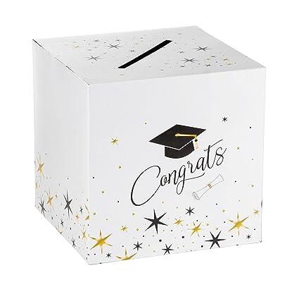 Amazon graduation box greeting card holder box paper graduation box greeting card holder box paper greeting card box ideal for 2018 grad m4hsunfo