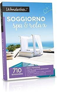 regalbox - weekend benessere e spa - cofanetto regalo: amazon.it ... - Soggiorno Originale Regalbox 2