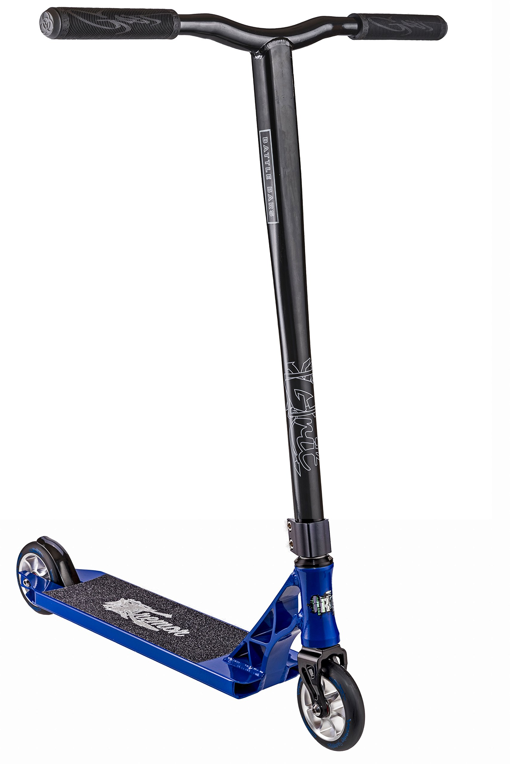 Grit Tremor Pro Scooter (Blue/Black Limited Edition) by Grit Scooters