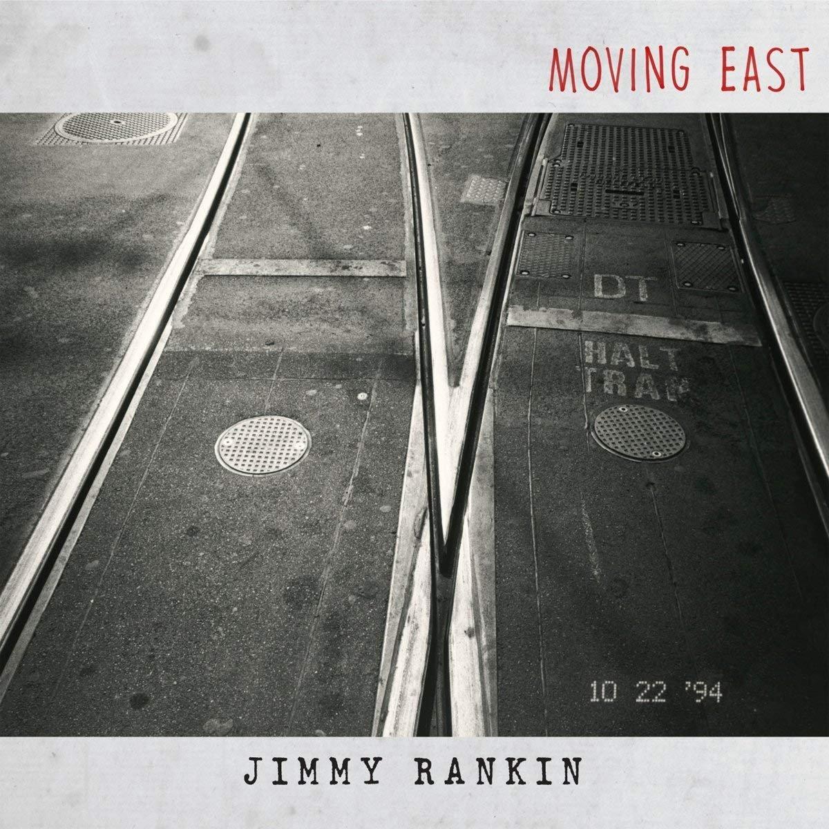CD : Jimmy Rankin - Moving East (CD)