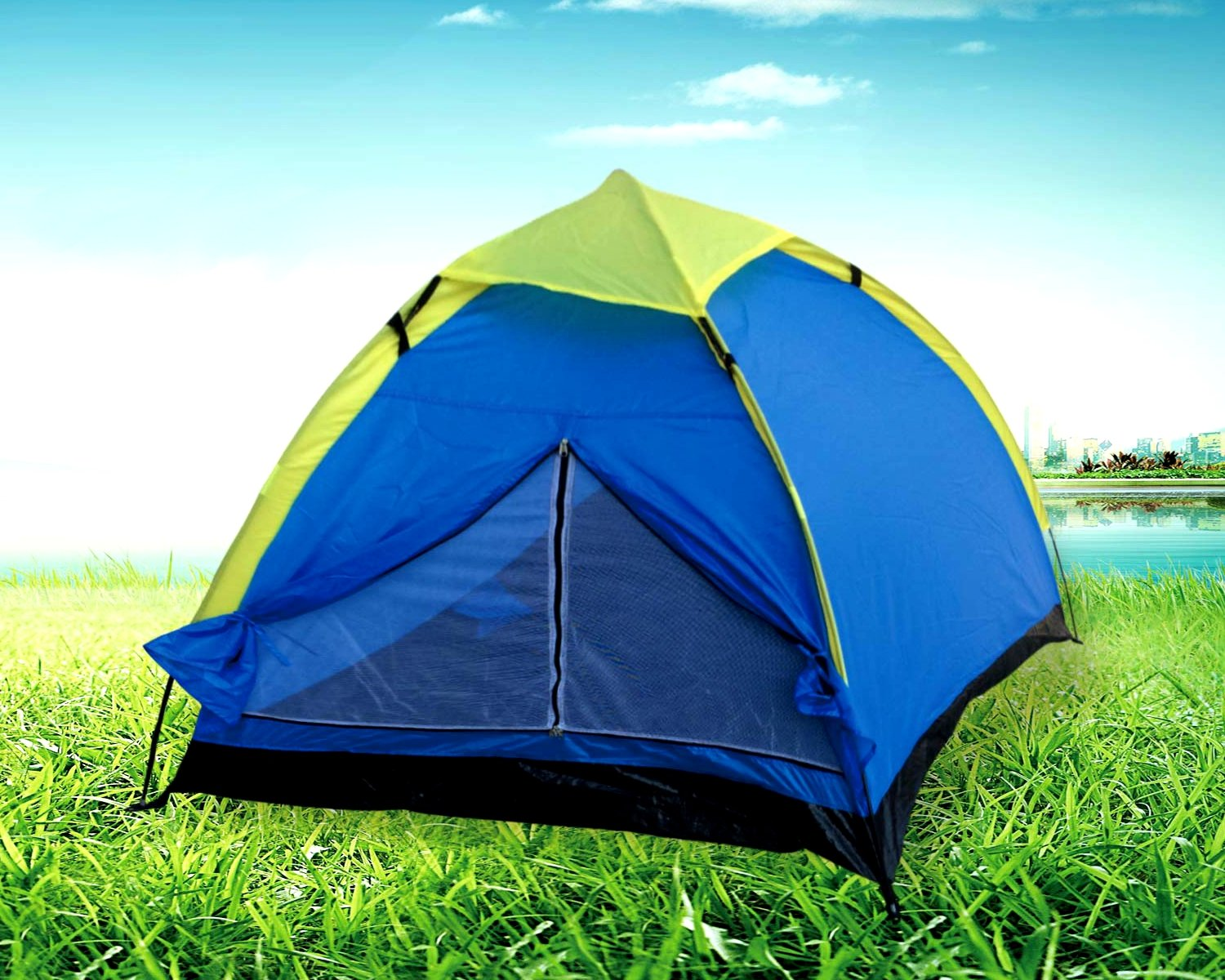 POCO-DIVO-2-person-Family-Camping-Dome-Backpacking-Tent