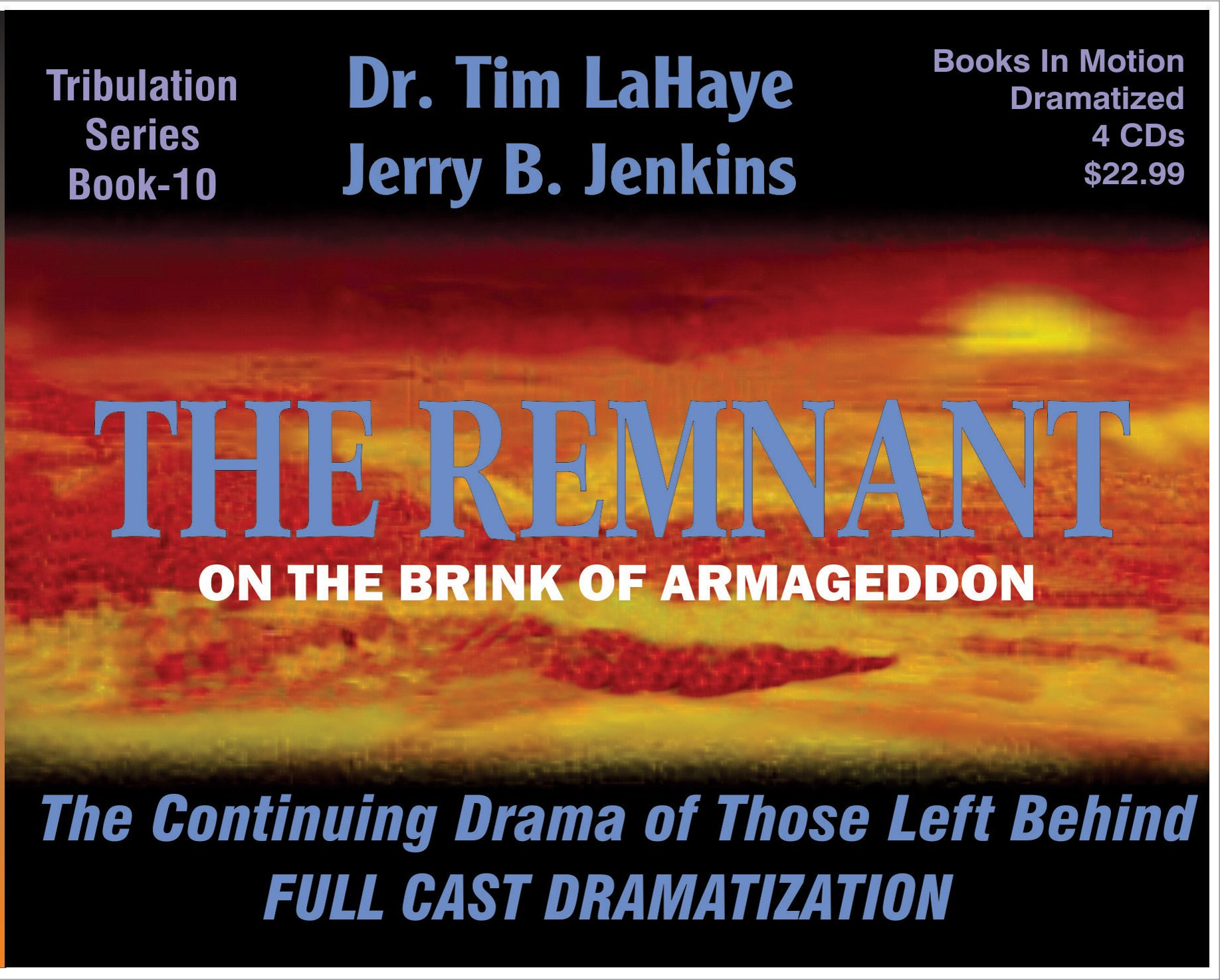 Read The Remnant Left Behind 10 By Tim Lahaye