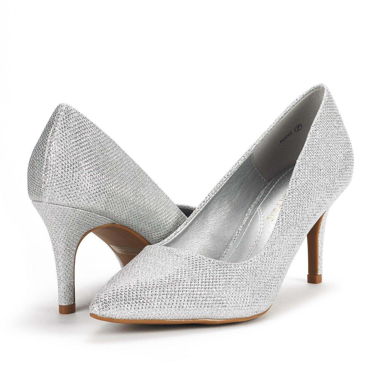 524da77c1d Amazon.com | DREAM PAIRS Women's Kucci Classic Fashion Pointed Toe High Heel  Dress Pumps Shoes | Pumps