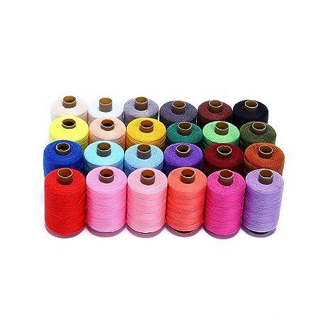 8bd565ed9595 24 carretes de hilo para coser de Candora reg