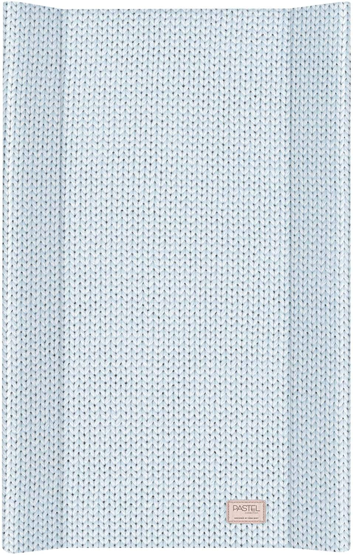 White-Blue 70x50 cm Baby Changing Mat Wedge Waterproof