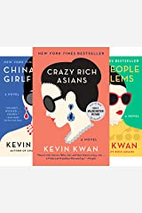 Crazy Rich Asians Trilogy (3 Book Series) Kindle Edition