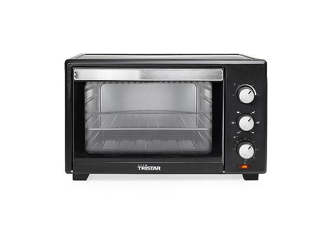 Tristar OV-1440 - Horno, 28 l, color negro: Amazon.es: Hogar