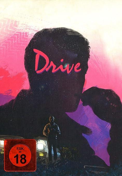 Drive - Limitiertes Mediabook auf 444 Stück + CD-Soundtrack ...