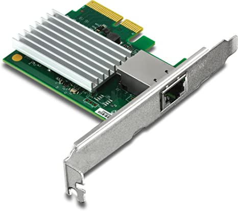 Amazon.com: Trendnet 10 adaptador de red PCIe Gigabit, apoya ...