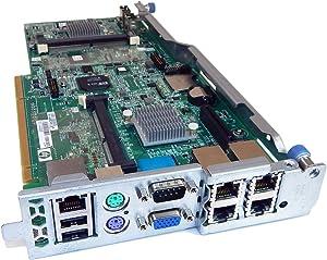 HP Proliant DL980 G7 NC375i SPI Board AM426-69017-B02 Rev. B02