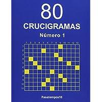 80 Crucigramas - N. 1