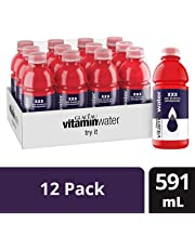 Glacéau vitaminwater  XXX, açai-blueberry-pomegranate Bottle, 591 mL, 12 pack