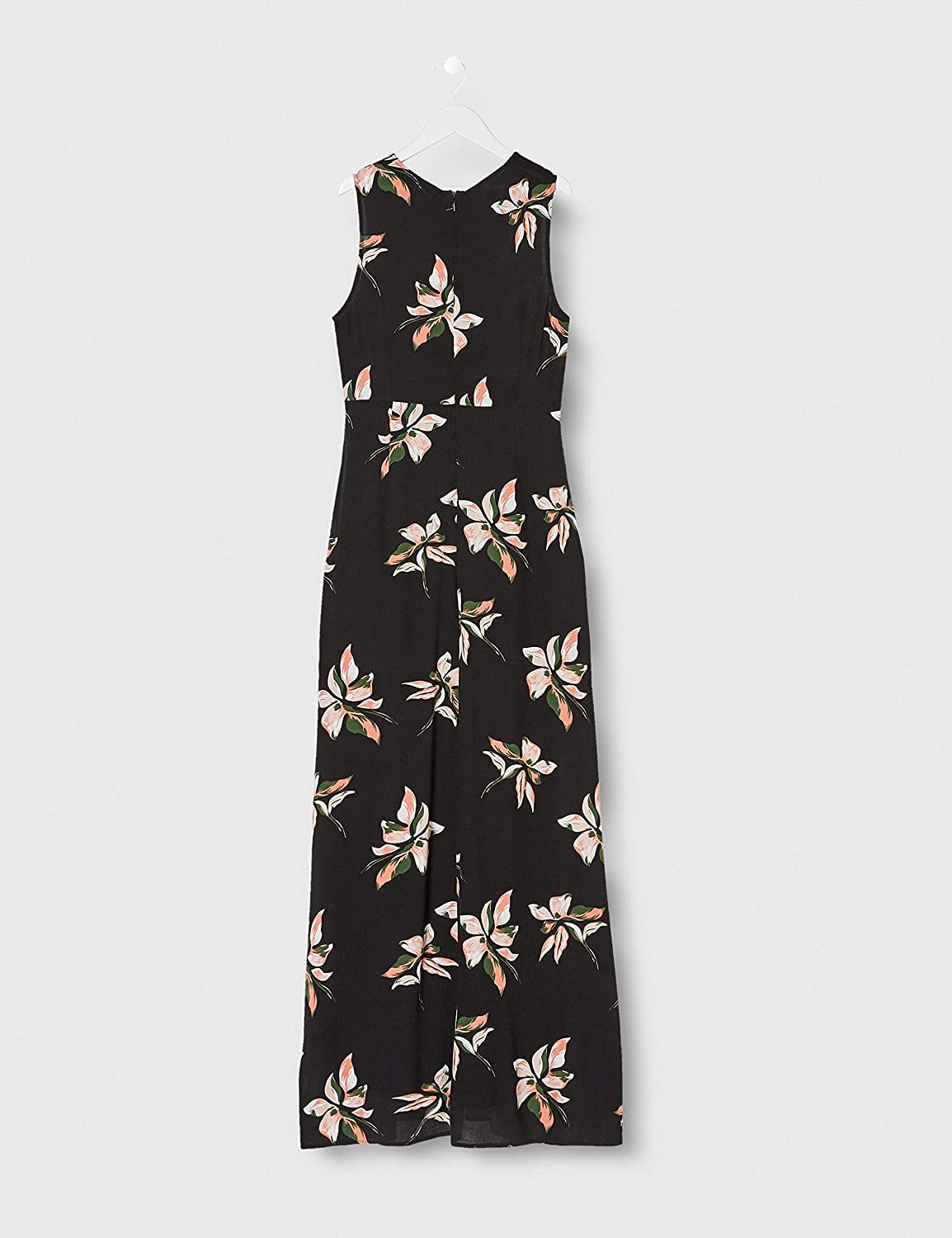Only Onlcarrie S//L Maxi Dress Wvn Vestito Donna