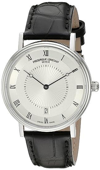 Frederique Constant Geneve Slimline Classics FC-306MC4S36 Reloj Automático para hombres Plano & ligero