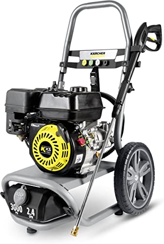 Karcher G3000X Gas Pressure Washer, 3000 PSI, 2.4 GPM