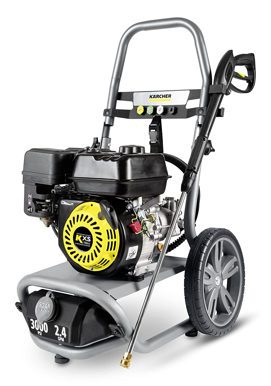 Karcher G3000X Gas Pressure Washer, 3000 PSI, 2.4 GPM