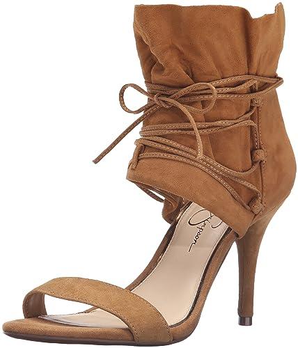 9f01b9c71c9d Jessica Simpson Women s Madeena Dress Pump Honey Brown 5.5 ...