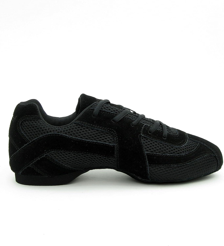Rumpf 1572 Sparrow Dance Sneaker Danse Chaussures Noir