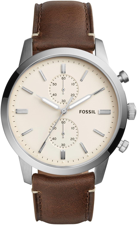 [フォッシル]FOSSIL 腕時計 44MM TOWNSMAN FS5350 メンズ 【正規輸入品】 B074PT8BKZ