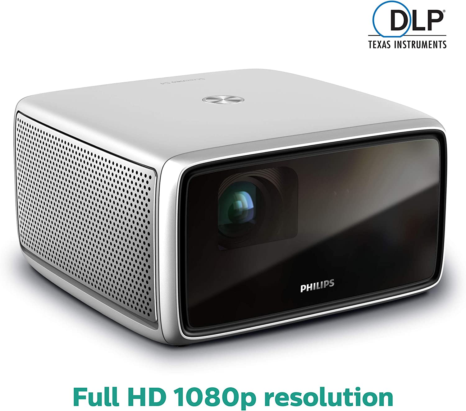 Philips Screeneo S6, 4K HDR, Android OS, Electric Keystone, Auto Focus, Digital Zoom