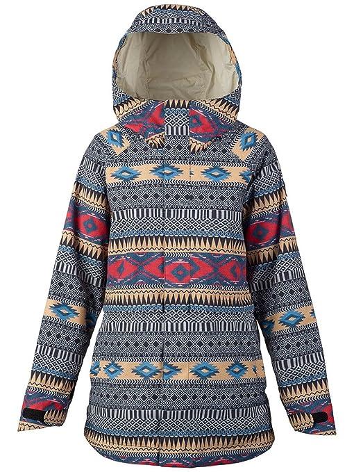 Amazon.com: Burton Gore-Tex Kaylo - Chaqueta de esquí para ...