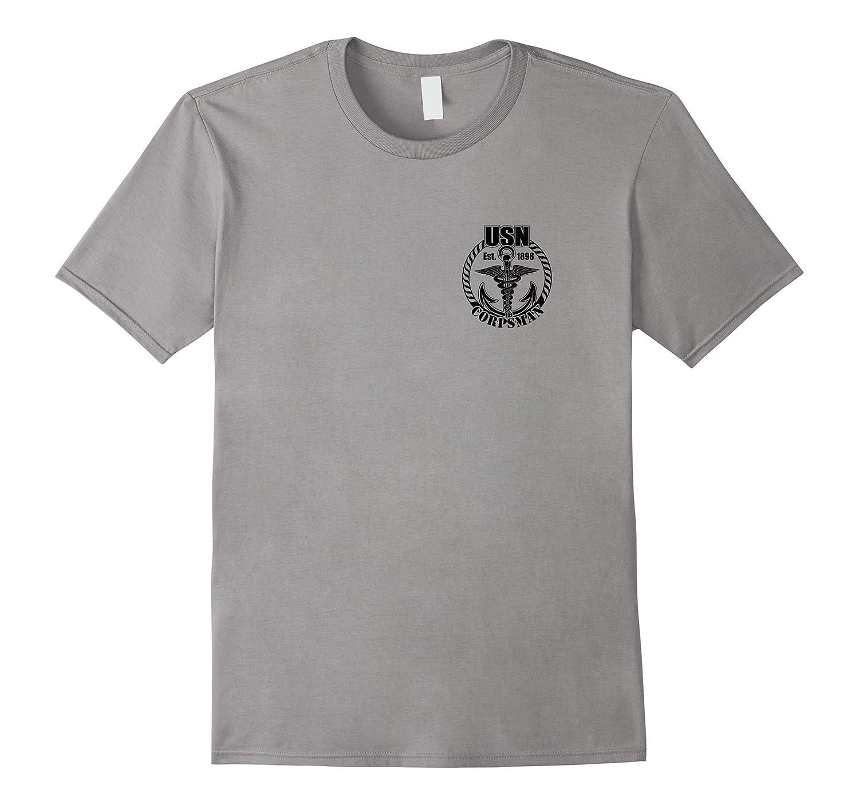 Corpsman Up Est 1898-T-Shirt