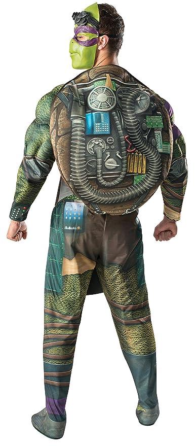 Disfraz de Donatello Tortugas Ninja? adulto - L: Amazon.es ...
