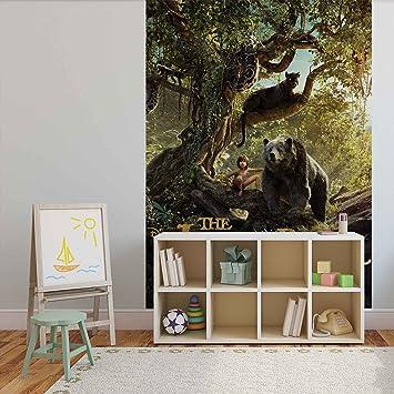 Papier Peint Photo Mural 3548vea Collection Disney Le Livre De La