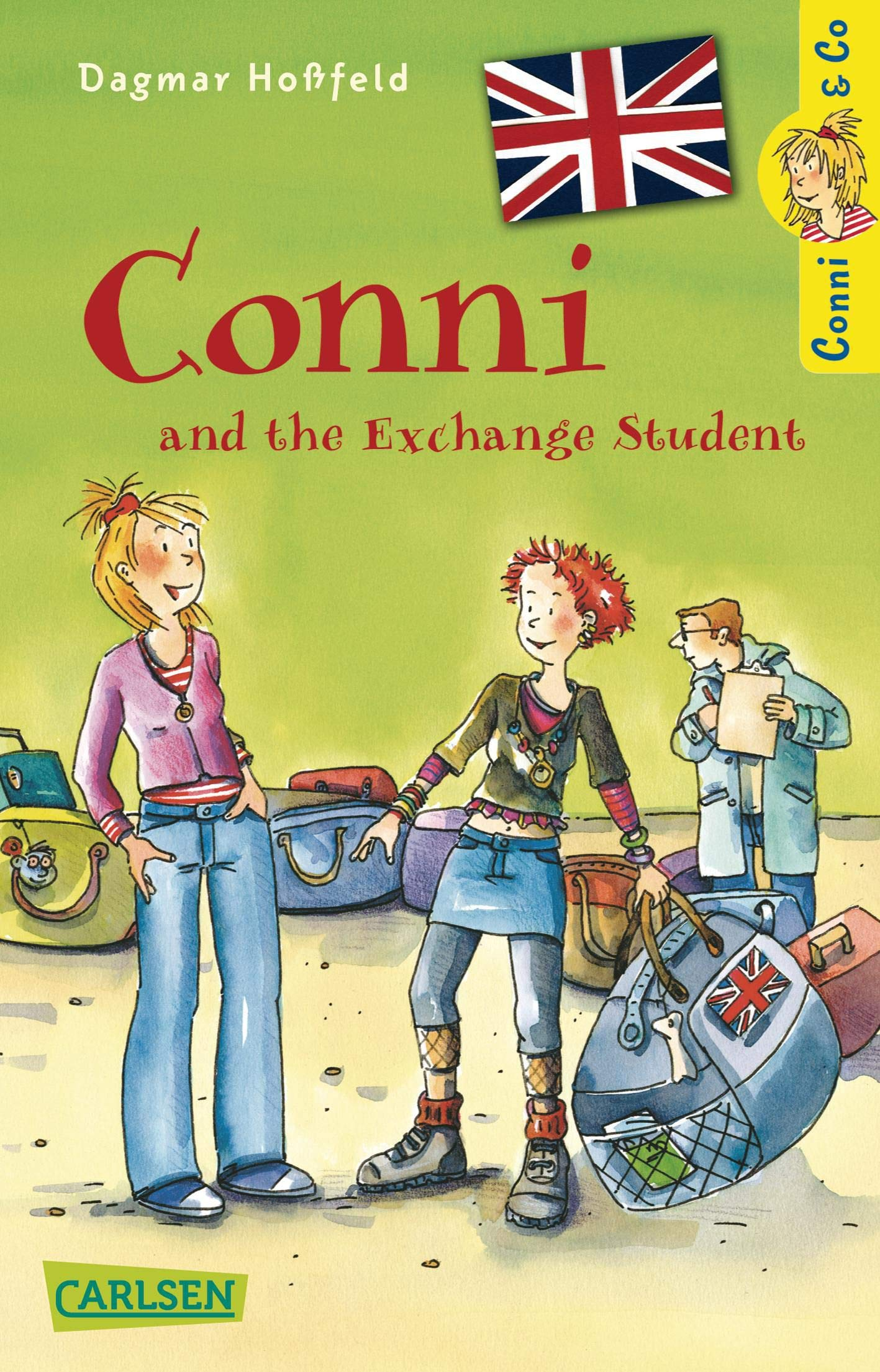 Conni And Co  Conni And The Exchange Student