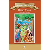 Moral Stories Happy Monk - Wisdom Series-English (Classic Indian Tales)