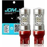 JDM ASTAR Super Bright PX Chips 7440 7441 7443 7444 Red Brake LED Bulb