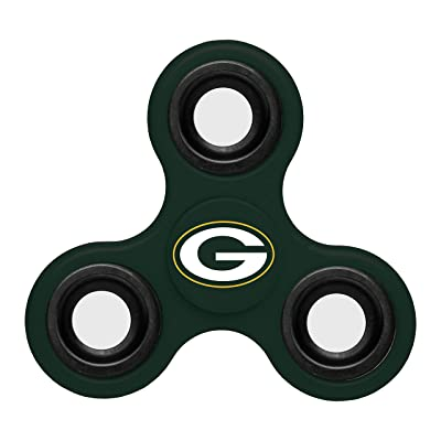 Green Bay Packers Diztracto Spinnerz - Three Way: Clothing