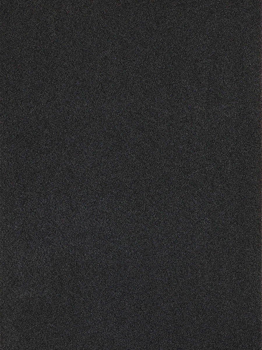 Havatex Velours Teppich Burbon - 16 moderne sowie klassische Farben   Top Preis-Leistung   Prüfsiegel  TÜV-geprüft & schadstoffgeprüft, Farbe Schwarz, Größe 200 x 250 cm