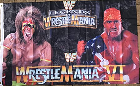 "HULK HOGAN Poster Pro Wrestling WWE WWF WCW Wall Print 24/"" x 30/"" inch 2"