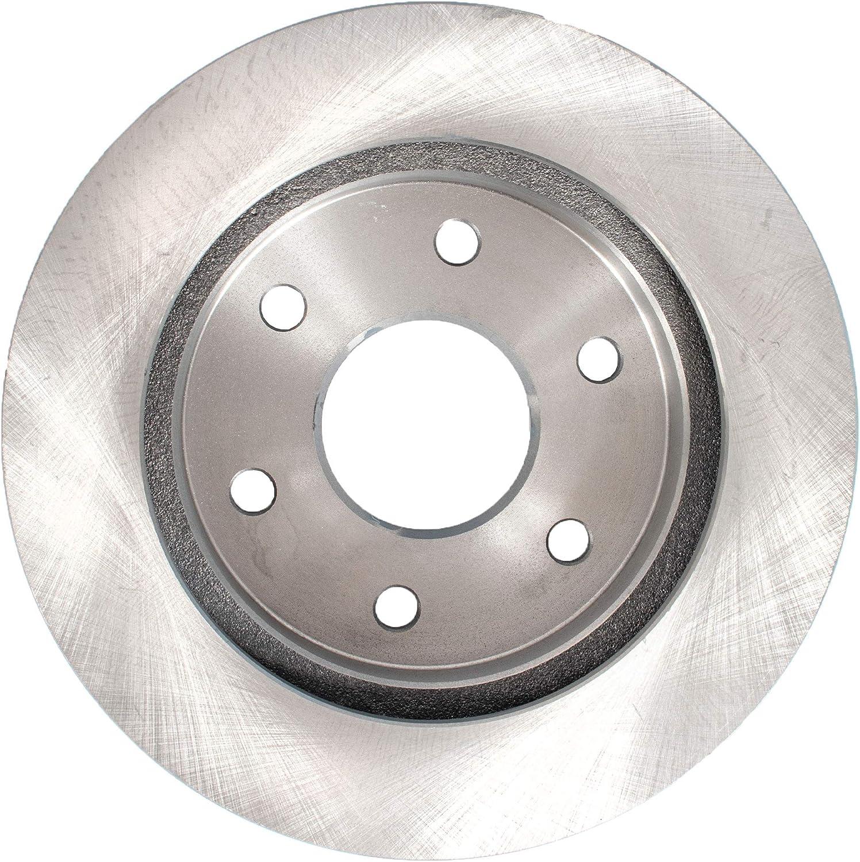 with Installation Hardware for Cadillac Escalade 02-06 // Chevrolet Tahoe 00-06 ProMax Disc Brake Rotors Yukon 00-06 // FRONT Silverado 1500 99-07 // GMC Sierra 1500 03-08 14-55054