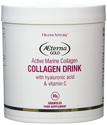 Higher Nature 80g Eterna Gold Collagen Drink