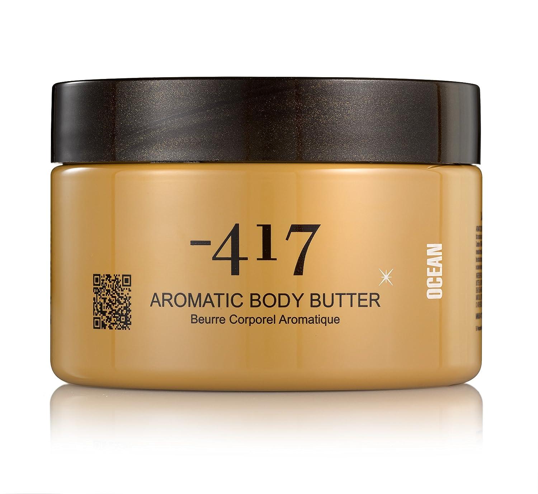 -417 Dead Sea Cosmetics Aromatic Body Butter - Ocean