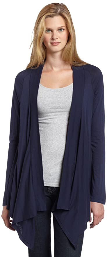 Splendid Womens Very Jersey Cardigan Sweater