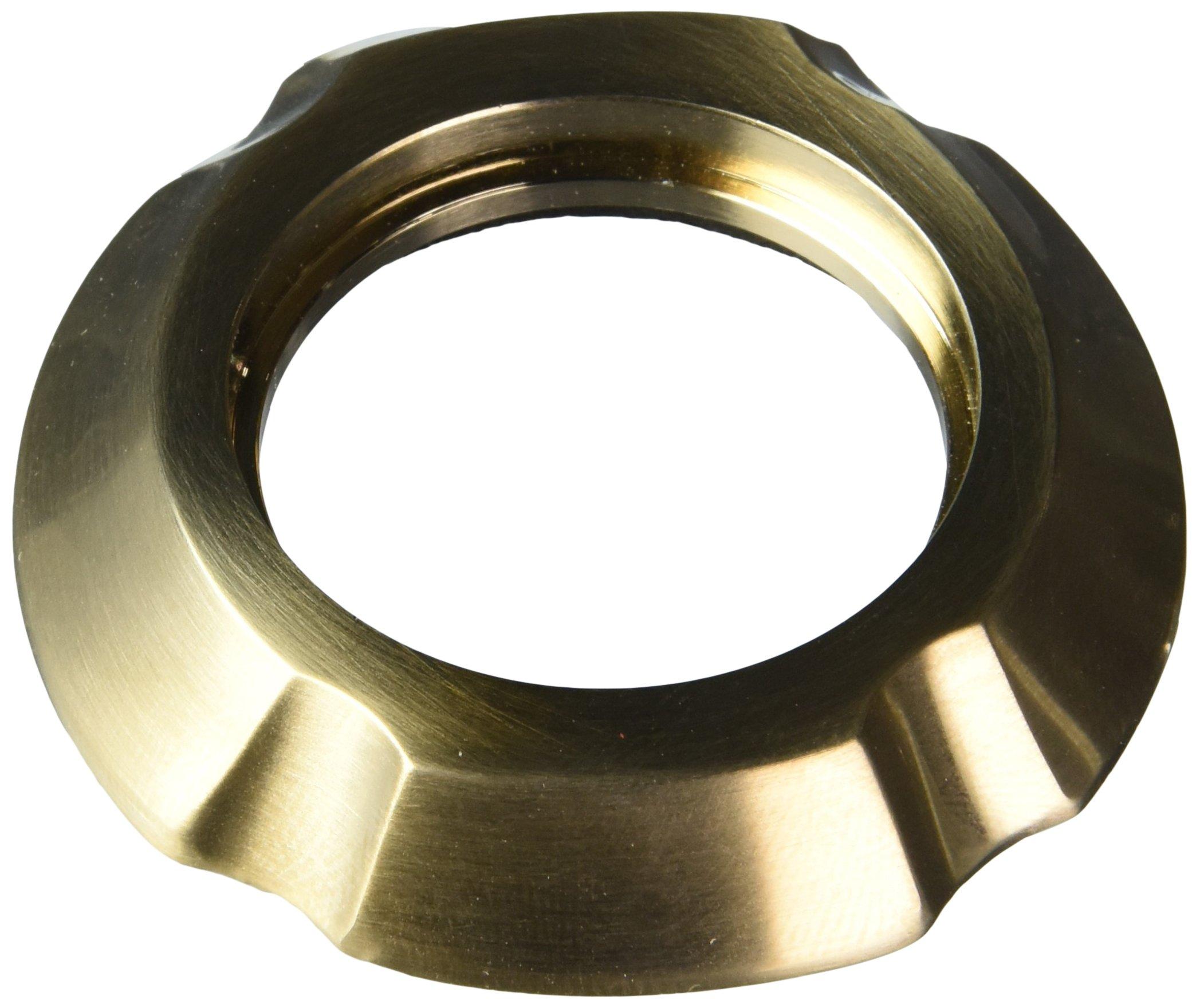 Delta RP61823CZ Addison Flange - Handle Flange and Gasket, Champagne Bronze by DELTA FAUCET