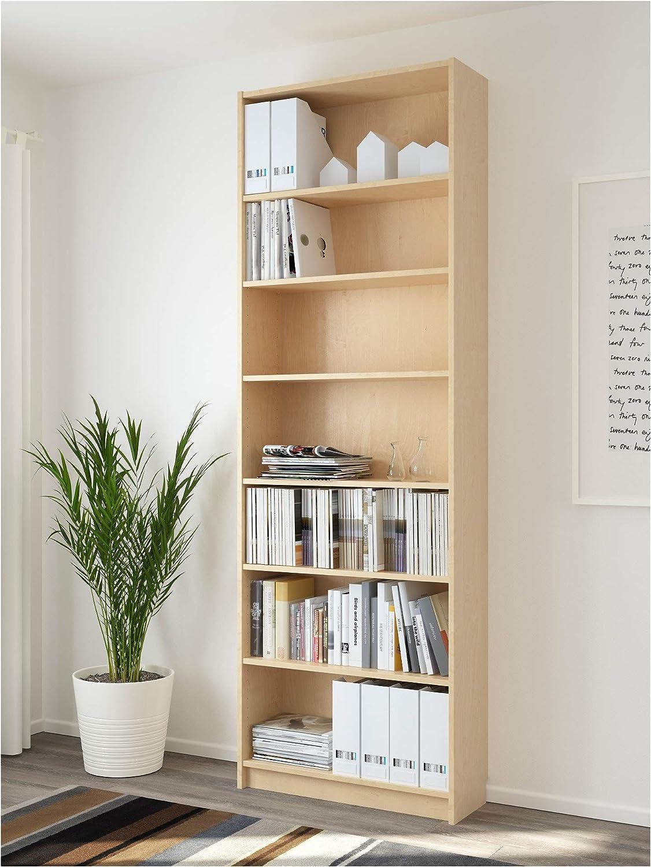 IKEA Billy Librería, chapa de abedul: Amazon.es: Hogar