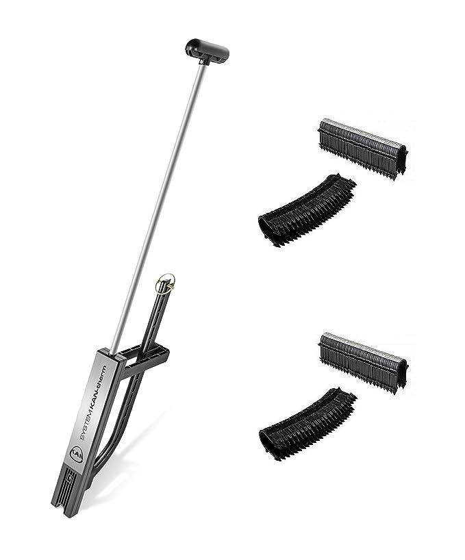 Underfloor Heating Pipe Clip Tacker Staple Gun + 1000 Staples Long ...