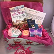 Bubbles & Books - Reading and relaxation subscription box: contemporary rom
