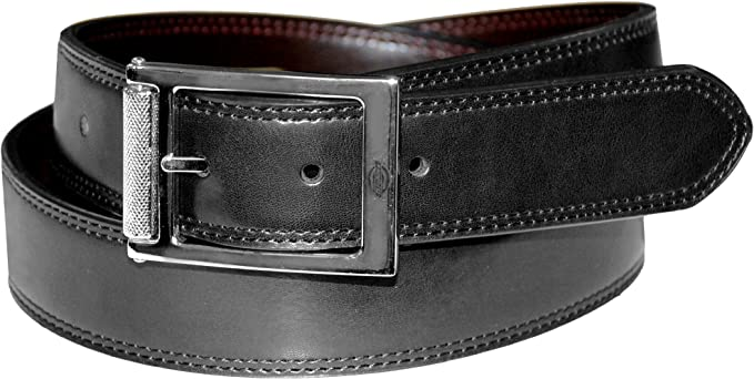 Dickies Men's 1 38 in. Reversible Buckle Belt Multi 34