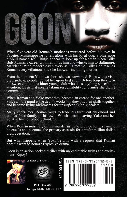 Amazon.com: Goon (The Cartel Publications Presents ...
