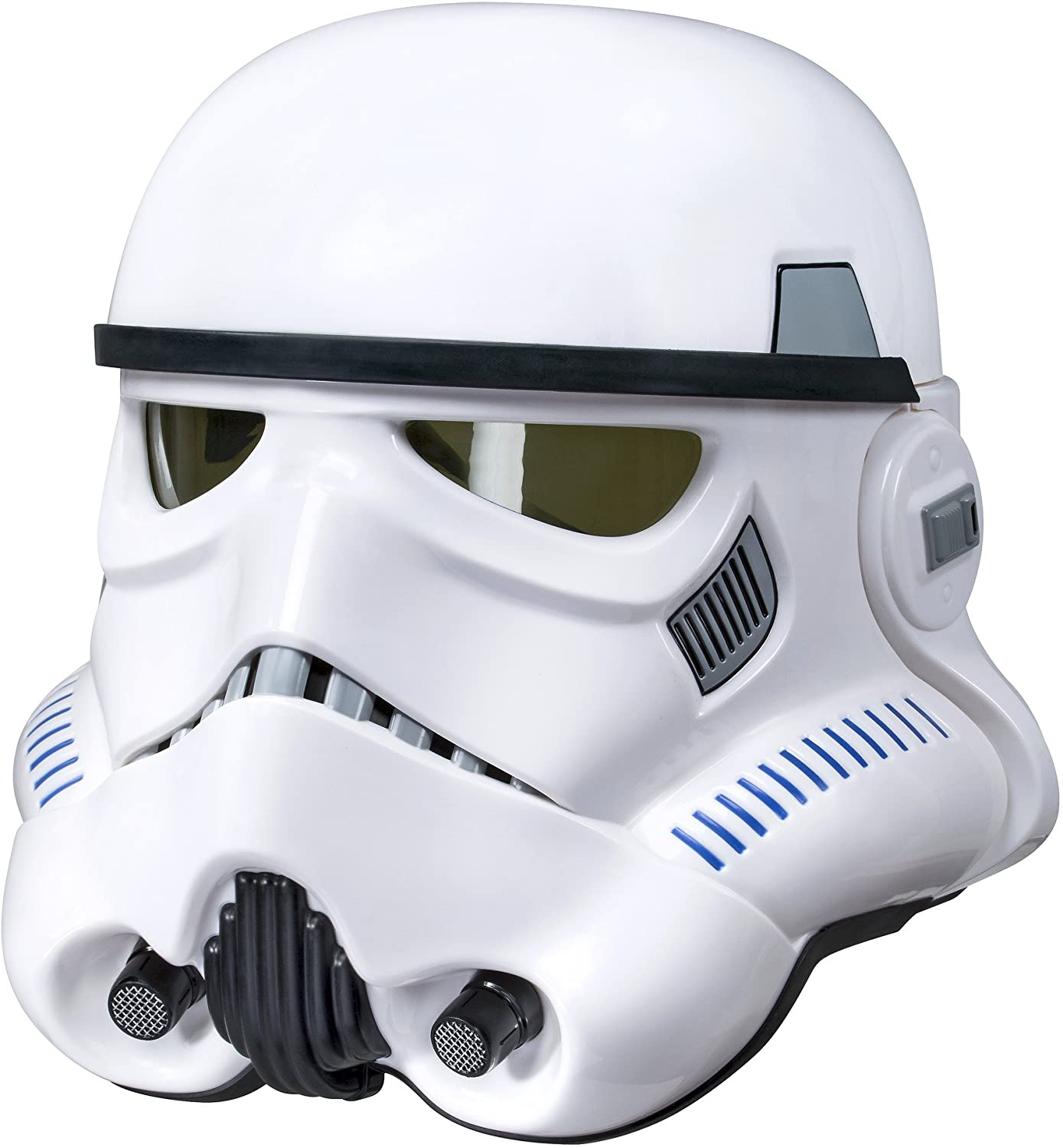 Amazon Com Star Wars B7097 Imperial Stormtrooper Electronic Voice Changer Helmet Amazon Exclusive Toys Games