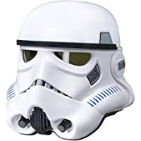 Star Wars The Black Series Rogue One: A Star Wars Story Imperial Stormtrooper Electronic Voice Changer Helmet (Amazon…